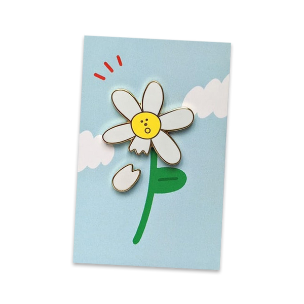 Holly St Clair - Love Me Daisy pin set