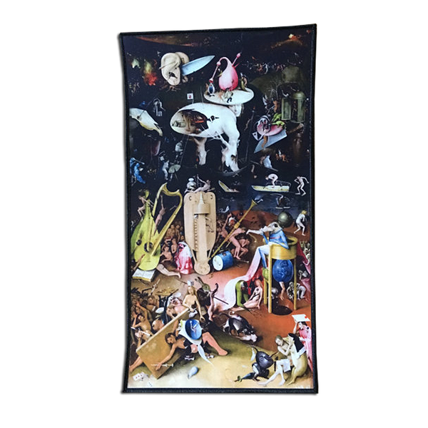 Jenni's Prints - Bosch's 'The Garden of Earthly Delights, Hell' back patch