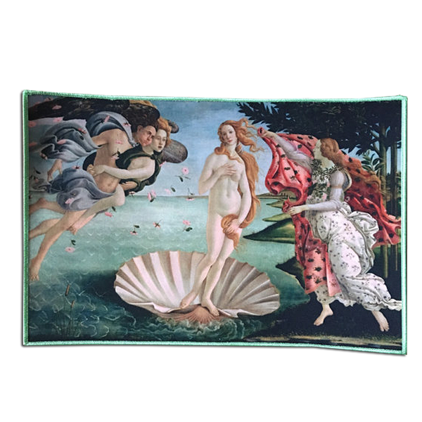 Jenni's Prints - Birth of Venus back patch