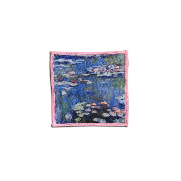 Jenni's Prints - Monet's Waterlillies patch