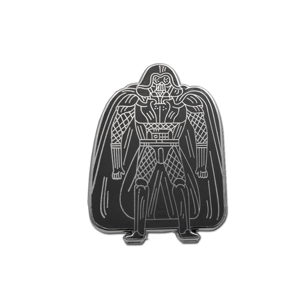 PSA Press - Jon Boam Vader pin