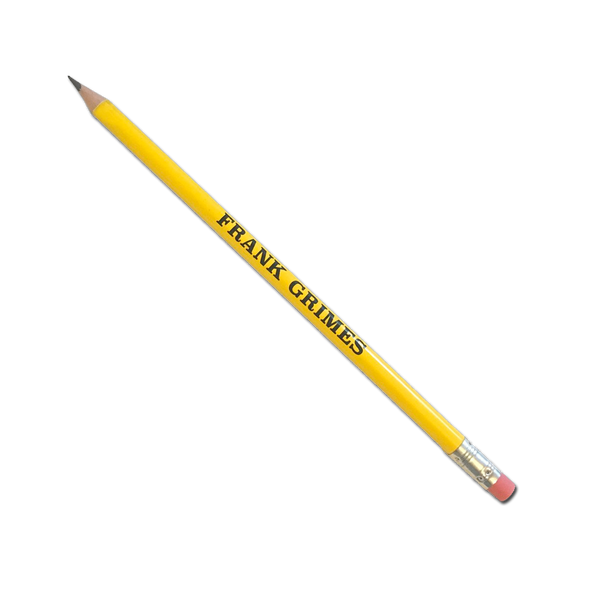 Leftorium - Grimes Pencil (Pack of 3)