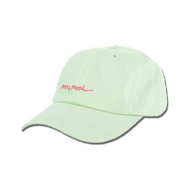 The Leftorium - Milpool 6 panel cap - mint
