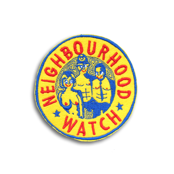 MesseJesse - Neighbourhood Watch patch