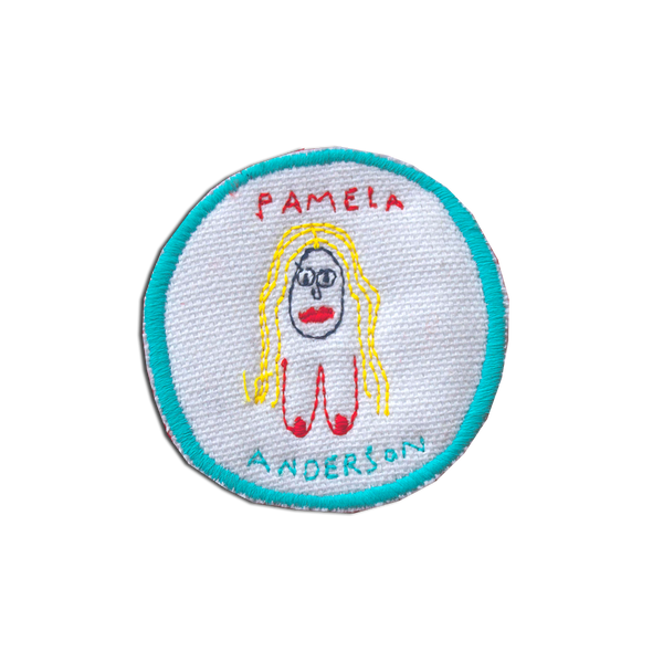 MesseJesse - Pamela Anderson patch
