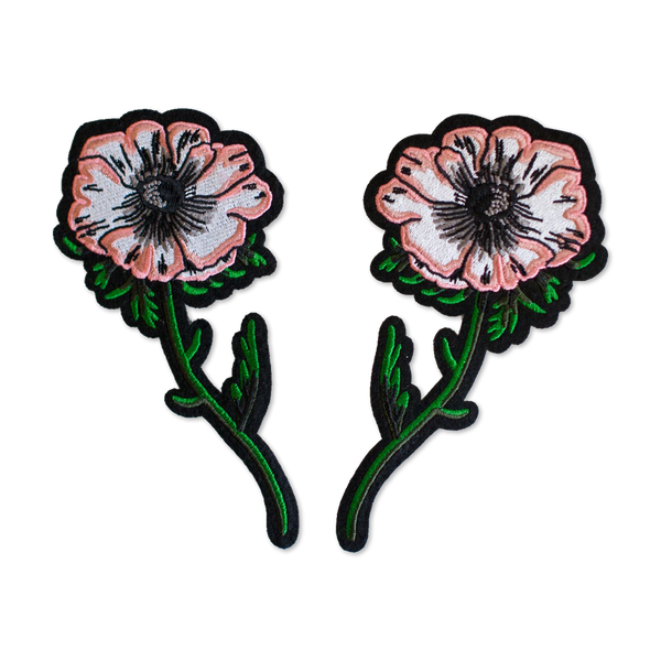 Stay Home Club - Anemones patch set
