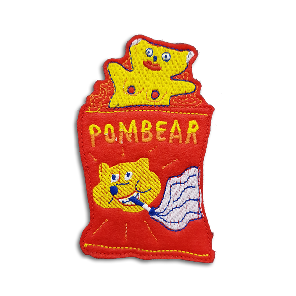 MesseJesse - Pombear Bag
