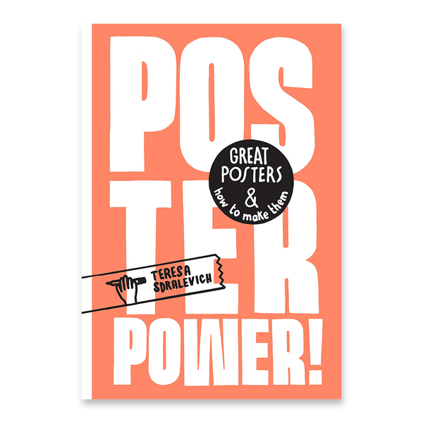 Teresa Sdralevich - Poster Power book