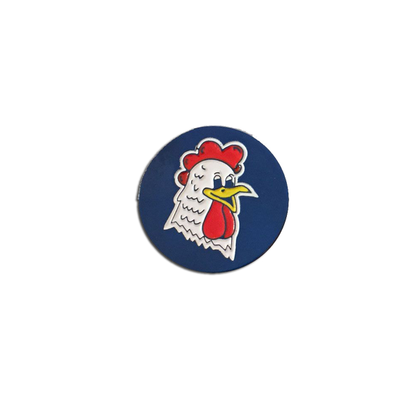 Poultry of Greater London - Chicken Pizza pin