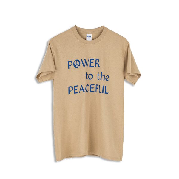 Pirrip Press - Power to the peaceful T-Shirt