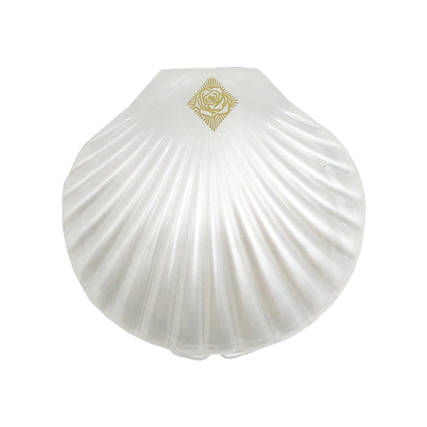 Rosehound Apparel - Seashell Compact Mirror