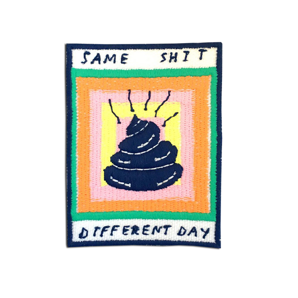 MesseJesse - Same Shit Different Day patch