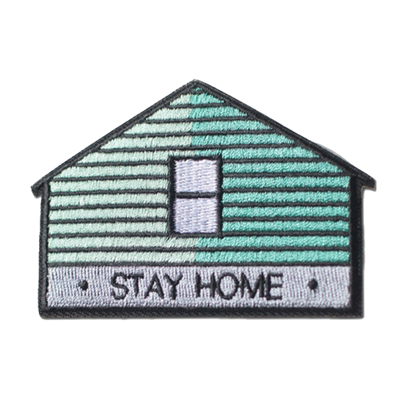 Stay Home Club - Stay Home Patch