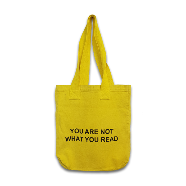 Stugazi - You Are Not What You Read tote