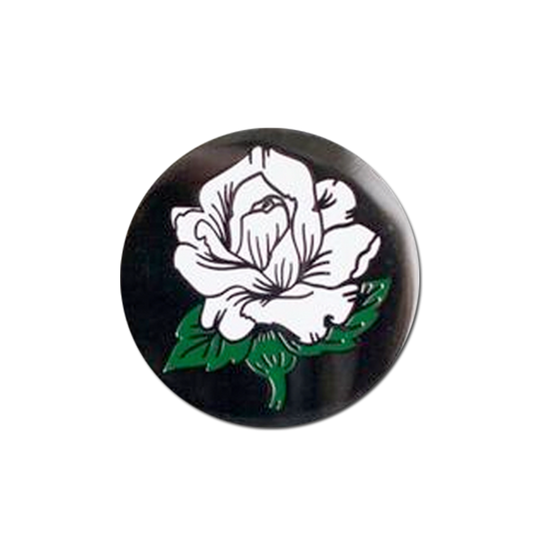 Stay Home Club - Rose Token Pin