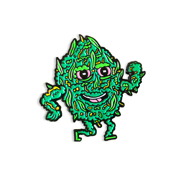 Killer Acid - Tuff Nug pin