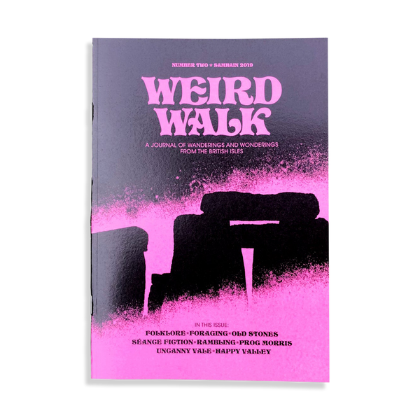 Weird Walk - Issue 002 zine