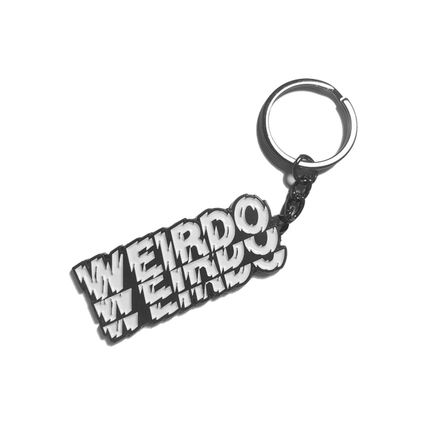 Weirdo London - Weirdo keyring