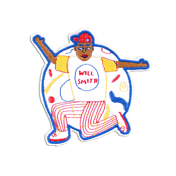 MesseJesse - Will Smith/Fresh Prince 90s patch