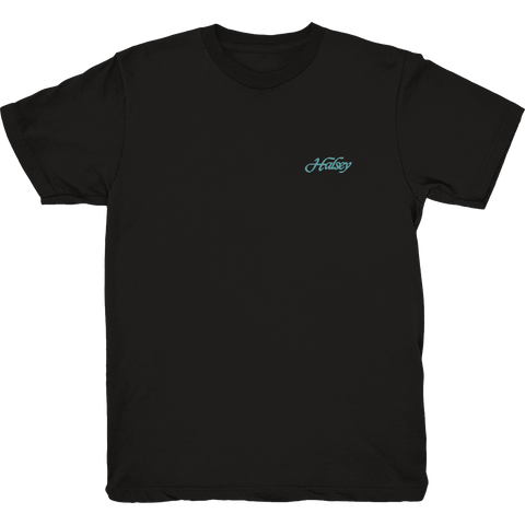 ONE MORE NIGHT BLACK T SHIRT