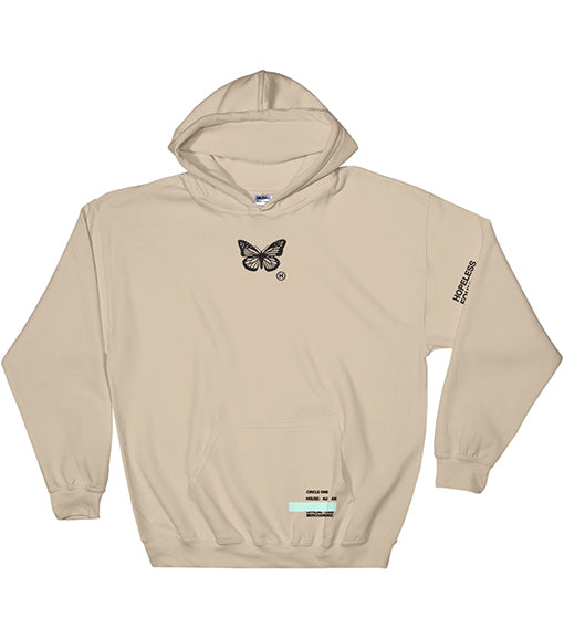 Sand Butterfly Hoodie