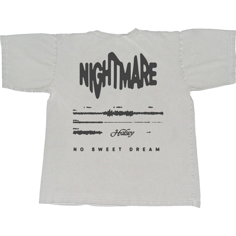 NO SWEET DREAMS T-SHIRT