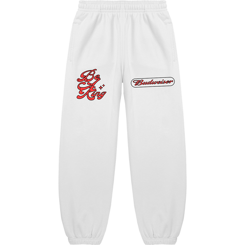 BE A KING SWEATPANTS