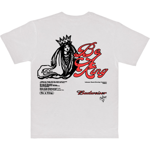 BE A KING T-SHIRT