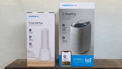 Momax AP1S 2 Healthy IOT 2-in-1 Air Purifier & Dehumidifier Review: Up to the expectation