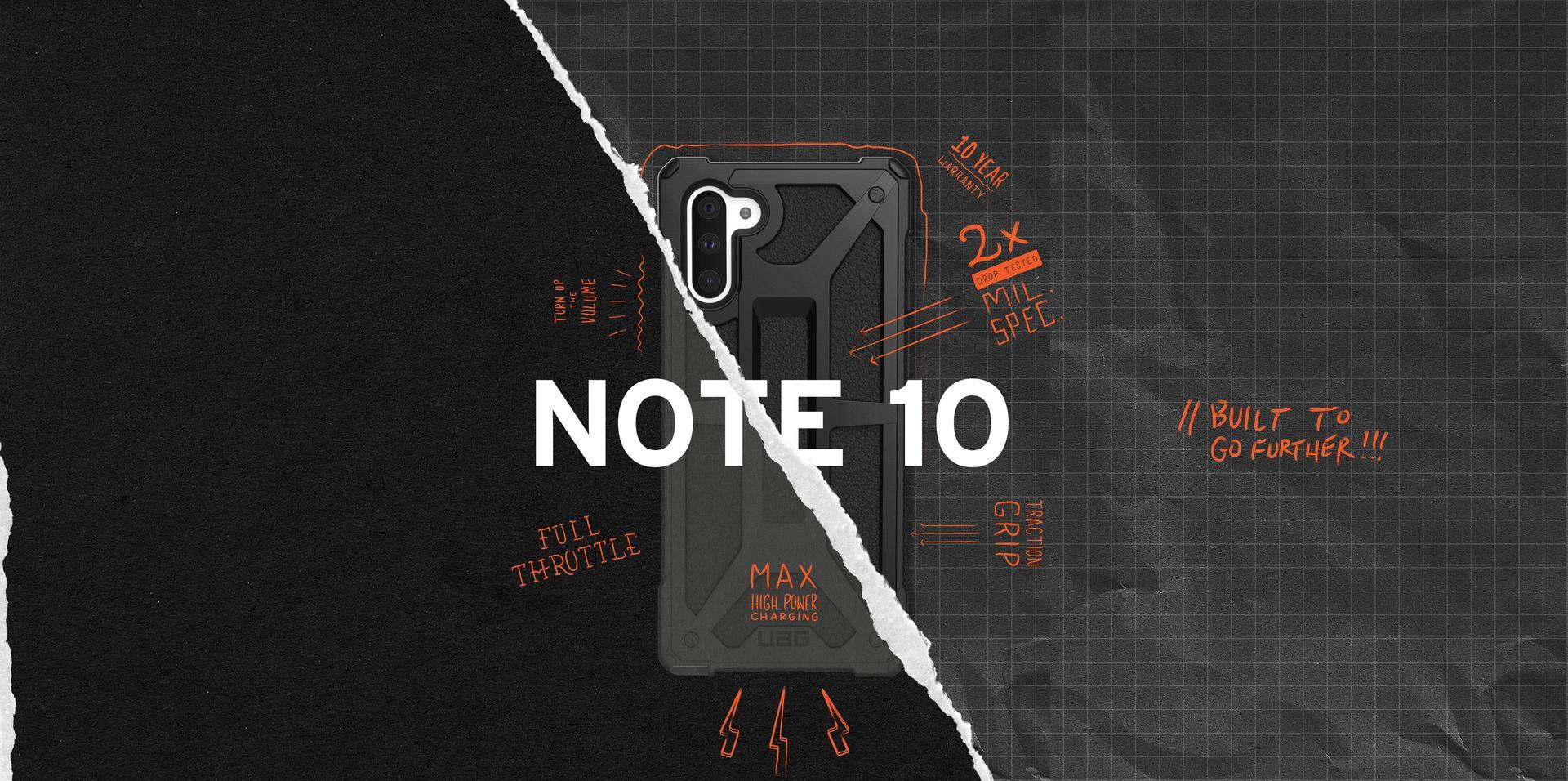 Best UAG Samsung Galaxy Note 10 Plus/10+ Cases & Covers in Singapore