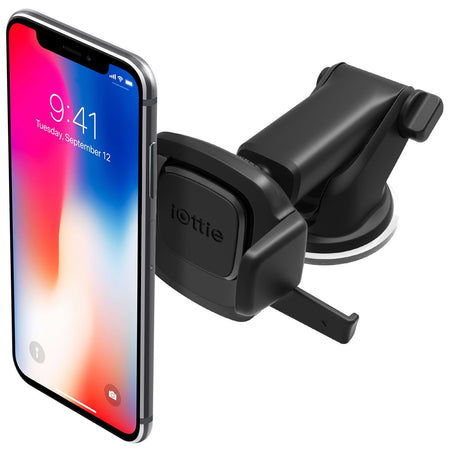 iOttie Easy One Touch Mini Dash & Windshield Mount Holder for Mobile Devices