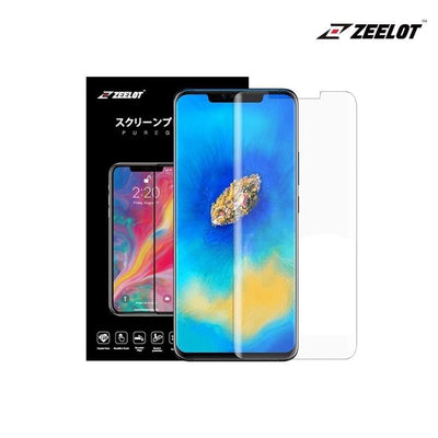 Zeelot PureGlass Matte LOCA Tempered Glass Screen Protector for Huawei Mate 20 Pro