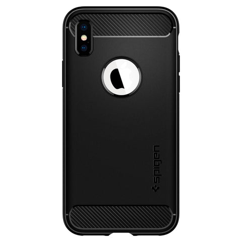 Spigen Rugged Armor Case for iPhone Xs/X