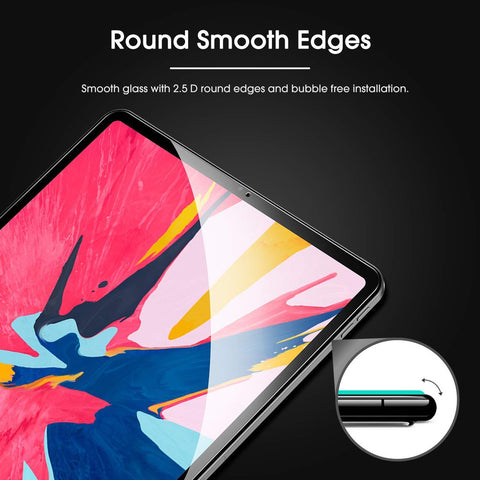 Zeelot PureGlass Tempered Glass Screen Protector for iPad mini (2019)