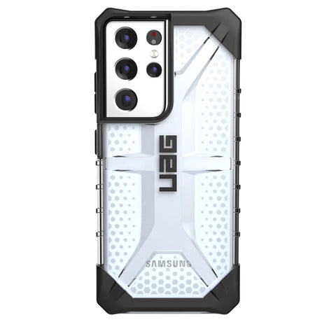 Shop and buy UAG Plasma Case Samsung Galaxy S21 Ultra 5G (2021) Shockproof 3 Layers of Protection Feather-light| Casefactorie® online with great deals and sales prices with fast and safe shipping. Casefactorie is the largest Singapore official authorised retailer for the largest collection of mobile premium accessories.