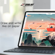 "Shop and buy Zeelot Paperlike Film Screen Protector for iPad 10.5"" (2017-2019) Anti-Glare Matte