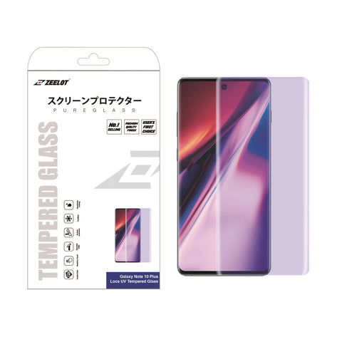 Where to buy the best-priced Samsung Note 10 Plus/10+ Tempered Glass in Singapore? Check out the Zeelot PureGlass LOCA Anti-Blue Ray series cover here! More discount accessories only at Casefactorie!