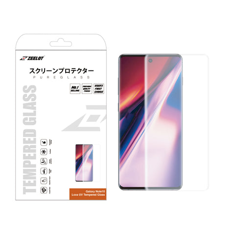Where to buy the best-priced Samsung Galaxy Note 10 Tempered Glass in Singapore? Check out the Zeelot PureGlass LOCA Matte series cover here! More discount accessories only at Casefactorie!