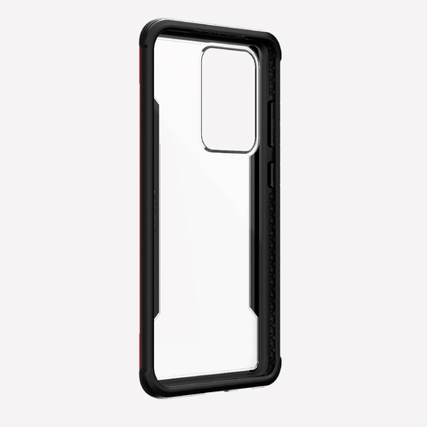 Shop and buy X-Doria Defense Shield Case for Samsung Galaxy S20 Ultra 5G (2020) Shockproof Drop Tested Clear Back Panel| Casefactorie® online with great deals and sales prices with fast and safe shipping. Casefactorie is the largest Singapore official authorised retailer for the largest collection of mobile premium accessories.