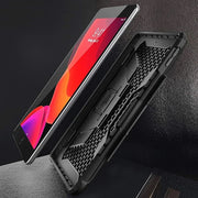 "Shop and buy Supcase UB Rugged Case with Kickstand for iPad 10.2"" 7th Gen (2019)/ iPad  Air 3 10.5"" (2019)/ iPad Pro 10.5"" (2017)