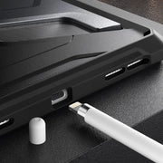 "Shop and buy Supcase UB Rugged Protective Case with Kickstand for iPad Pro 11"" (2020) Shockproof Apple Pencil Holder