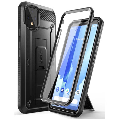 Where to buy the best-priced Google Pixel 4 (2019) phone case in Singapore? Check out the Supcase Unicorn Beetle Pro series cover here! More discounted accessories only at Casefactorie!