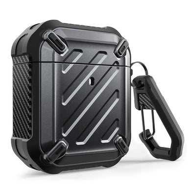 Shop and buy Supcase Unicorn Beetle Pro Rugged Case for Apple AirPods 2/1| Casefactorie® online with great deals and sales prices with fast and safe shipping. Casefactorie is the largest Singapore official authorised retailer for the largest collection of mobile premium accessories.