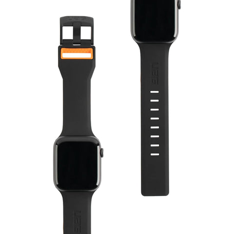Shop and buy UAG Civilian Silicone Strap for Apple Watch Series 5/4/3/2/1 44mm/42mm Sports Band Sweatproof| Casefactorie® online with great deals and sales prices with fast and safe shipping. Casefactorie is the largest Singapore official authorised retailer for the largest collection of mobile premium accessories.