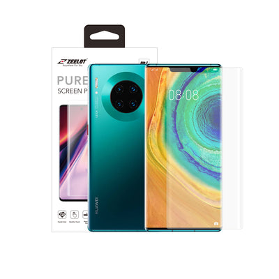 Where to buy the best-priced Huawei Mate 30 Pro (2019) Tempered Glass Screen Protector in Singapore? Check out the Zeelot PureGlass series here! More discounted accessories only at Casefactorie!