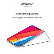 Shop and buy Zeelot Stereoscopic Steel Wire HD Clear Tempered Glass Screen Protector iPhone 12 Pro Max (2020)| Casefactorie® online with great deals and sales prices with fast and safe shipping. Casefactorie is the largest Singapore official authorised retailer for the largest collection of mobile premium accessories.