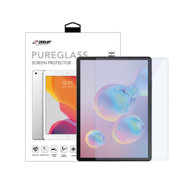 Where to buy the best-priced Samsung Galaxy Tab S6 (2019) Tempered Glass Screen Protector in Singapore? Check out the Zeelot PureGlass series here! More discounted accessories only at Casefactorie!