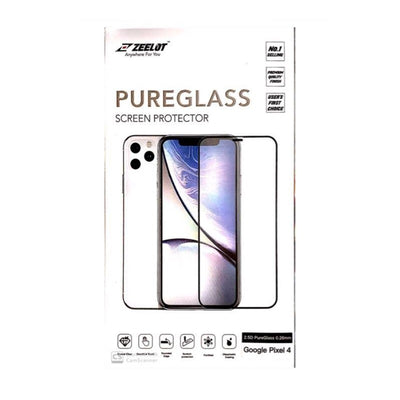 Where to buy the best-priced Google Pixel 4 Tempered Glass Screen Protector in Singapore? Check out the Zeelot PureGlass series here! More discounted accessories only at Casefactorie!