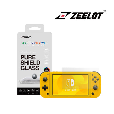 Shop and buy Zeelot PureShield Tempered Glass Screen Protector for Nintendo Switch Lite| Casefactorie® online with great deals and sales prices with fast and safe shipping. Casefactorie is the largest Singapore official authorised retailer for the largest collection of mobile premium accessories.