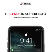 iPhone 11 Clear 2.75D Tempered Glass Screen Protector Zeelot PureGlass